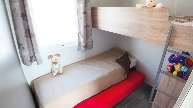 Chambre Mobil-home Althéa