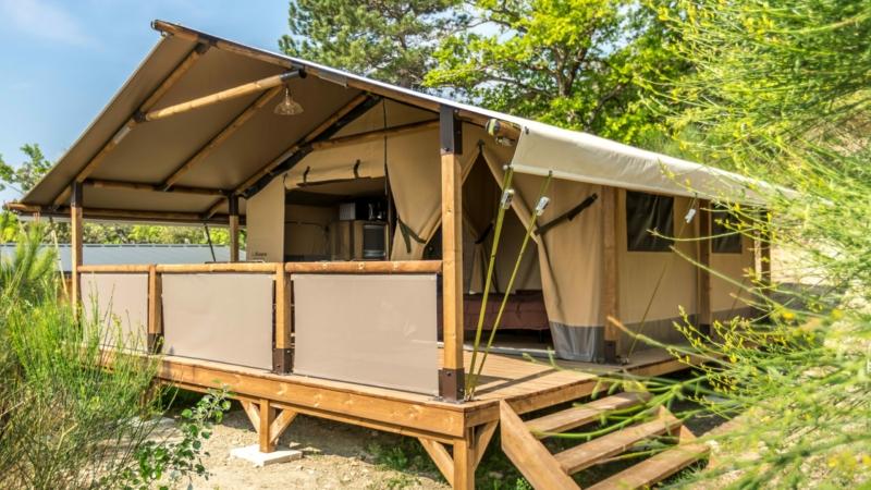 Terrasse - Lodge ASTER