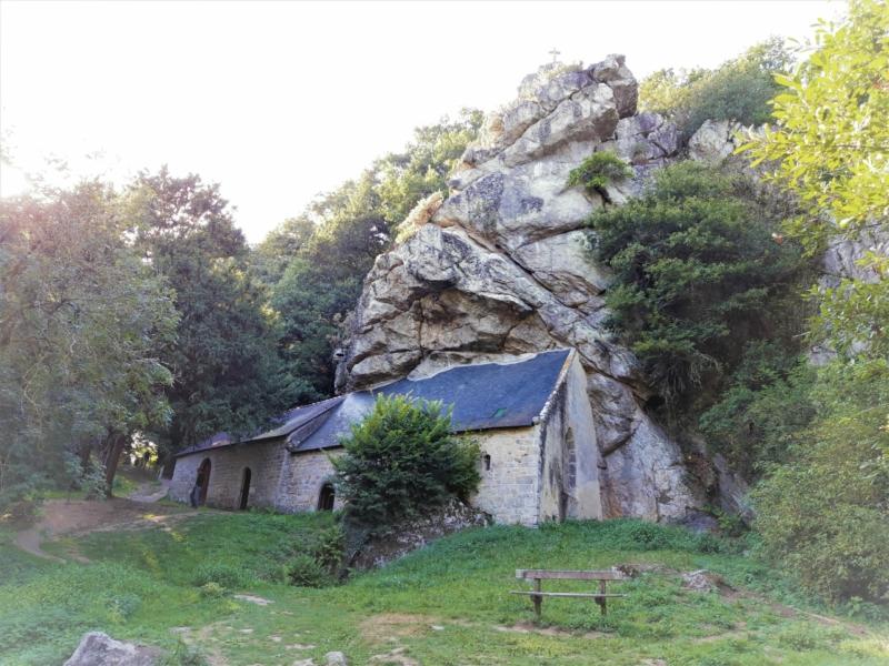 Chapelle Si Gildas