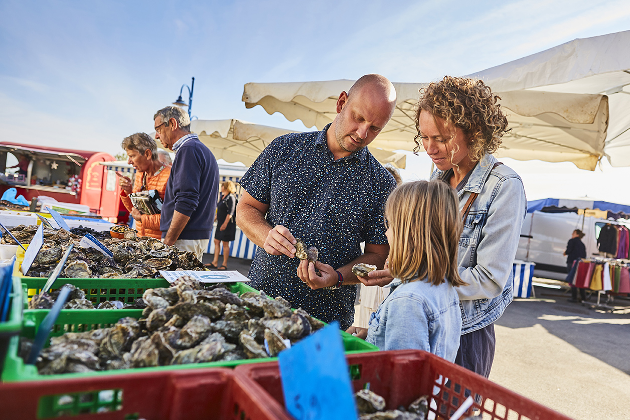 Nos petits marchés traditionnels et de produits locaux