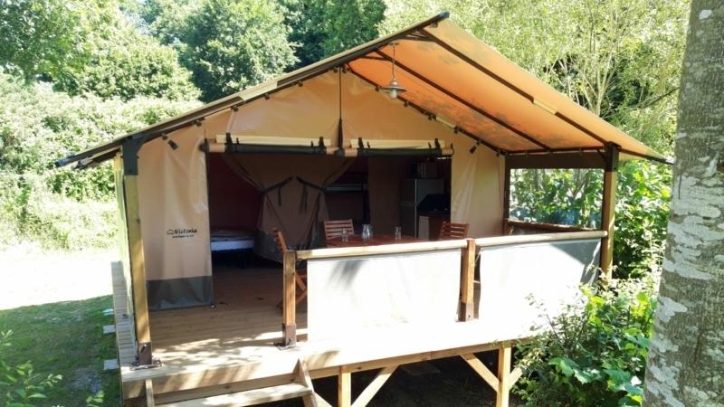 Terrasse - Lodge Oléa